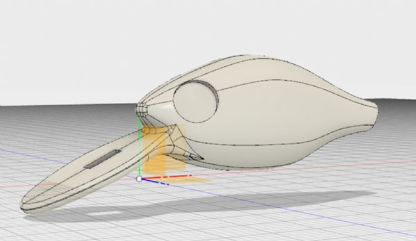 3d printed mouse lurelovers australian fishing lure for 3d printed fishing lures